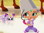 Replay Shimmer & Shine - Les cupcakes - Shimmer et Shine