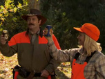 Replay Parks and recreation saison 2 - le séminaire de chasse