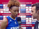 Replay Basket - Euro feminin 2015