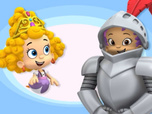 Replay Bubulle Guppies - La princesse