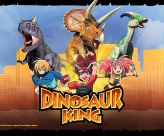 Dinosaur King replay