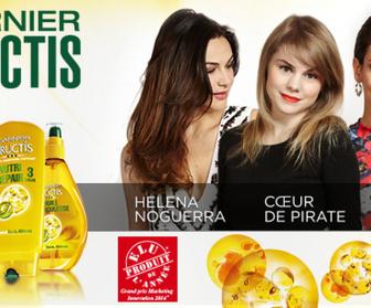 Fructis On Hair replay