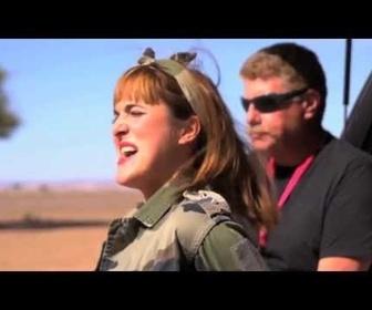 Linda, folle du désert replay