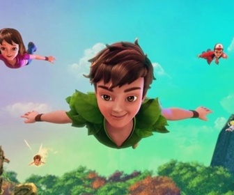 Les nouvelles aventures de Peter Pan replay