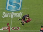 Replay Le tampon monumental de Willem Alberts sur Mark Richards : Retro - SuperRugby