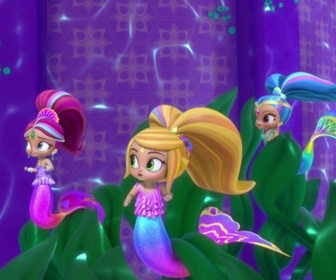 Replay La Forêt de l'Emeraude - Shimmer & Shine