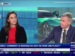 Replay Good Morning Business - Béatrice Foucher (DS Automobiles) : Comment la marque DS se fait une place dans l'automobile ?