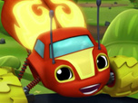 Replay Blaze et les Monster Machines - Le scarabée de feu