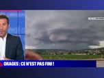 Replay BFM story - Story 3 : Orages, ce n'est pas fini ! - 23/06
