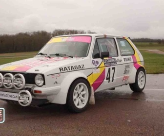 Replay Vintage Mecanic - La Golf 1 Gti