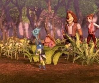 Replay Max adventures dinoterra saison 3 épisode - episode 3 le crocodile géant