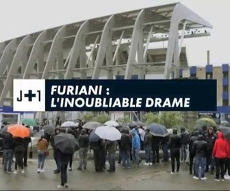 Replay Football - Furiani, l'inoubliable drame : Archive CANAL+