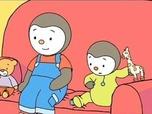 Replay T'choupi et ses amis - S1 E26 : Le trop-plein de télé