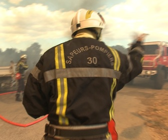 Replay Mission Protection - Les Pompiers De Paris
