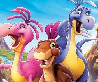 Le petit dinosaure replay