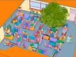 Replay T'choupi à l'école - S2 E21 : Le labyrinthe géant