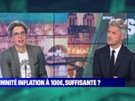 Replay BFMTVSD - Indemnité inflation à 100 euros, suffisant ? - 22/10