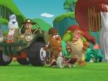 Replay Ranger Rob - S02 E27 - Les rois du recyclage au GPA