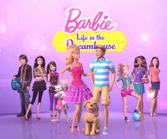 Barbie et sa maison de rêve replay