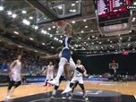 Replay Basket Ball - Dijon enchaîne les alley-oops : Basketball Champions League
