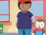 Replay T'choupi à l'école - S2 E3 : Le petit chouchou
