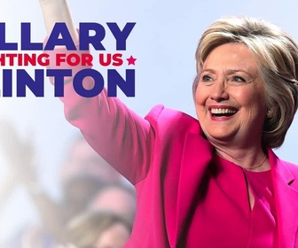 Replay Hillary Clinton : fighting for us - 16/07/2021