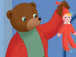 Replay Petit Ours Brun