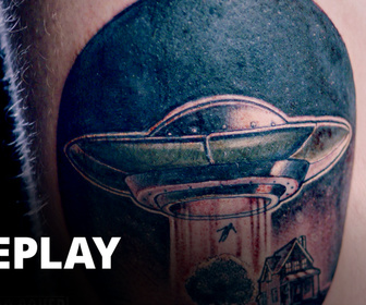 Replay Tattoo Cover : Londres du 27 mars 2020