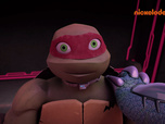 Replay Les Tortues Ninja - La Dimension X
