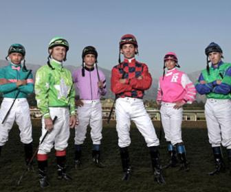 Jockeys replay
