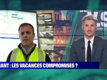 Replay BFMTVSD - Variant: Les vacances compromises ? - 09/07