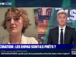 Replay BFMTVSD - Vaccination: Les Ehpad sont-ils prêts ? - 04/12