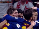 Replay Football - Le doublé de Suarez : Séville vs Barcelone, Finale de la Coupe du Roi