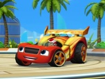 Replay Blaze, la voiture de course - Blaze et les Monster Machines