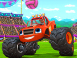 Replay Blaze et les Monster Machines - Blaze et les Monster Machine : le match de foot de la jungle