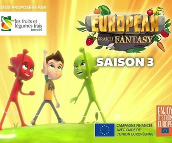 Replay European Fraich'Fantasy - La Fraich'force de la courgette