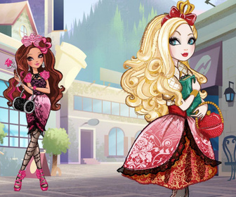 Ever after high replay