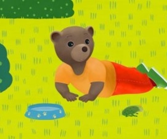 Replay Petit Ours Brun - S2 E22 : Monsieur Crapule