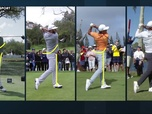 Replay Golf - Analyse du swing des joueurs du Driving Relief : PGA Tour