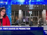 Replay Week-end direct - Pfizer : forte baisse de production - 15/01