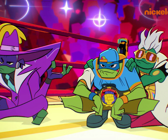 Replay Le destin des Tortues Ninja - Duel Fraternel