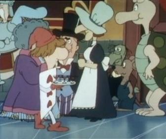 Replay Alice au pays des merveilles - episode 32 d'étranges compagnons de vollages