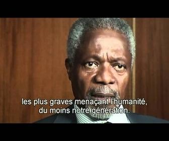 Replay A la Maison de Verre - Kofi Annan