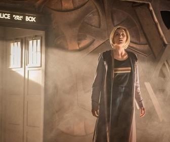 Replay Doctor Who - S11 E2 : Le monument fantôme
