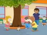 Replay T'choupi à l'école - S2 E51 : A la poursuite du lapin