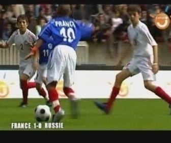 Danone Nations Cup 2008 replay