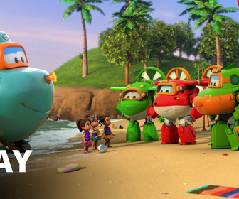 Replay Super Wings - Mission sous-marine aux Philippines