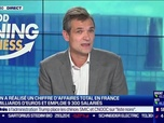 Replay Good Morning Business - Patrick Labarre (Amazon France) : Vers des ventes record ce week-end pour le début du Black Friday ? - 04/12