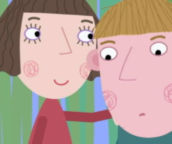 Replay Le petit royaume de Ben & Holly - Lucie