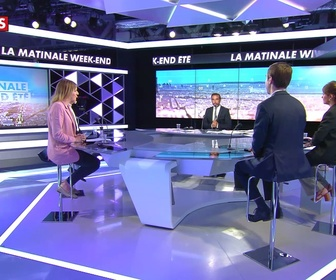 Replay La Matinale week-end Été - Le JT de 8h30 du 02/08/2020